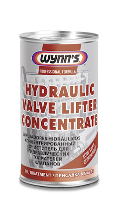 Wynn's hydraulic valve lifter test, wynn's hydraulic valve lifter opinie, środek na głośne szklanki, stukające zawory, uciszanie silnika, jak uciszyć silnik, głośny silnik, głośne zawory