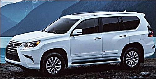 2017 Lexus GX 460 Price and Release Date