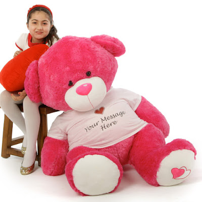 Cha Cha Big Love is hot pink