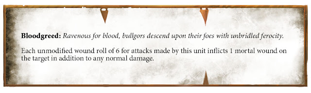 reglas bullgors