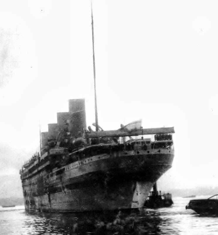 Rms Olympic: RMS Olympic RMS Titanic HMHS Britannic