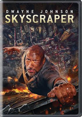 Skyscraper 2018 Dvd