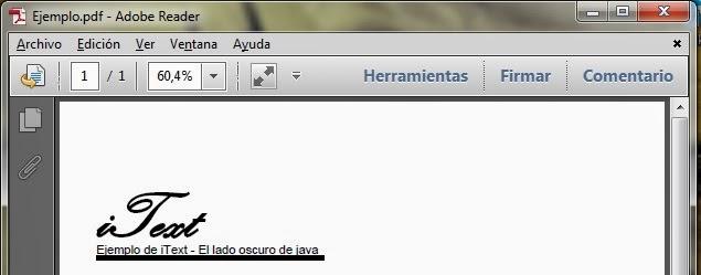 iText - iText Font - ¿Como agregar una nueva font/fuente (FontFamily