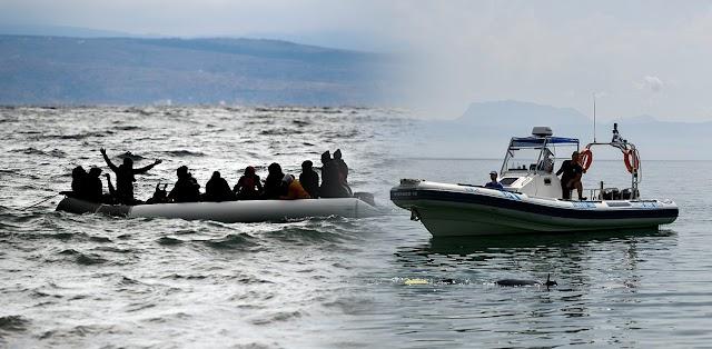 Εθνικό σύστημα θαλάσσιας επιτήρησης με ηλεκτρονικά «μάτια» στο Αιγαίο αποκτά η Ελλάδα (BINTEO)