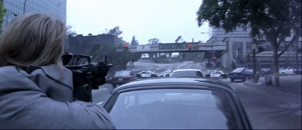The shootout on the streets with Val Kilmer in Heat