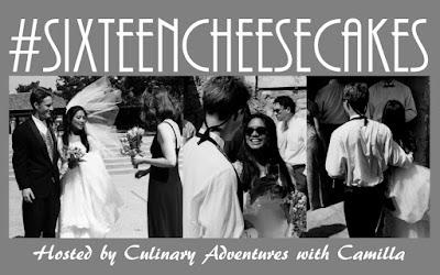 #SixteenCheesecakes