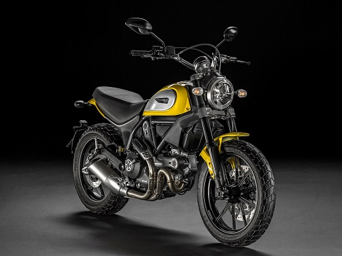Mau Ducati Scrambler Murah? Beli Saja Motor Ini, Hanya 21 Jutaan Rupiah!