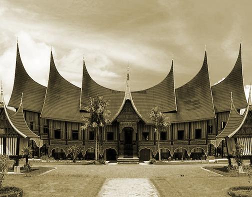 Seni Wisata Budaya Keunikan Rumah Adat Tradisional Minangkabau Rumah Gadang Sumatera Barat