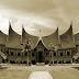 Keunikan Rumah Adat Tradisional Minangkabau ( Rumah Gadang ) Sumatera Barat