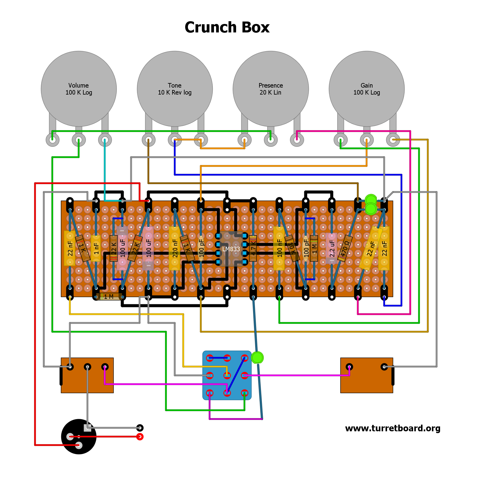 Guitar Pedalboard Wiring Diagram Nissan 240sx Fuel Pump Stompboxed The Pedal Builders Repository Mi
