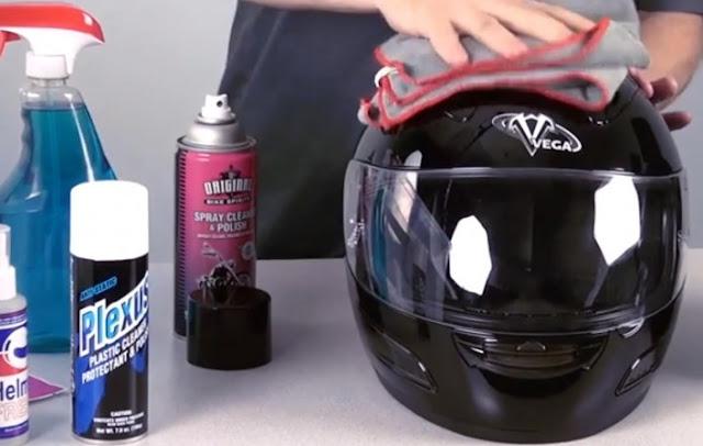 Peluang Bisnis Cuci Helm