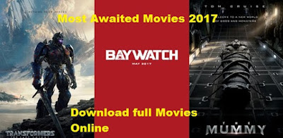 Most Awaited Movies To Be Released in Year 2017