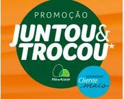 Promoção Juntou & Trocou Pão de Açúcar 2018
