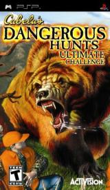 Cabela - Cabelas Dangerous Hunts Ultimate Challenge PSP