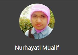 NURHAYATI MUALIF BLOG