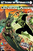 DC Renascimento: Hal Jordan e a Tropa dos Lanternas Verdes #32