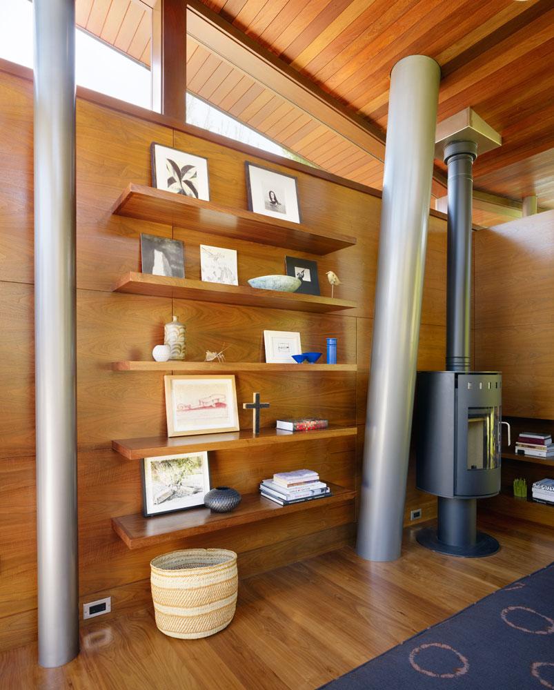 Modern Homes Los Angeles California: Beautiful Modern Treehouse Design, Los Angeles, California