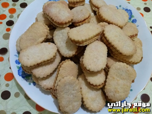 حلوة صابلي بالكاراميل