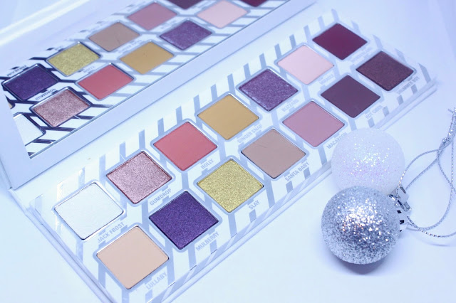 Kylie Cosmetics 'Nice' Eyeshadow Palette Holiday Bundle Collection 2017