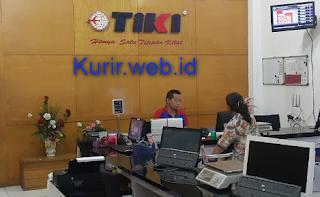 alamat agen TIKI di Padang.