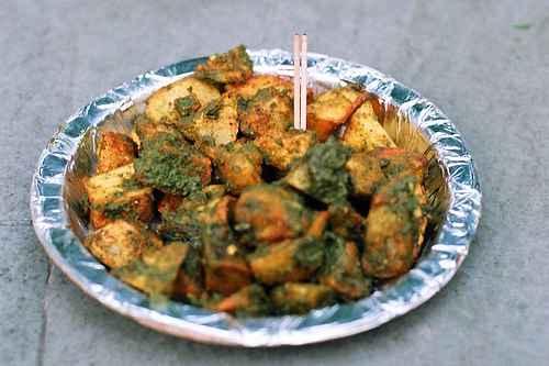 Chaat | Aloo Chaat Recipe