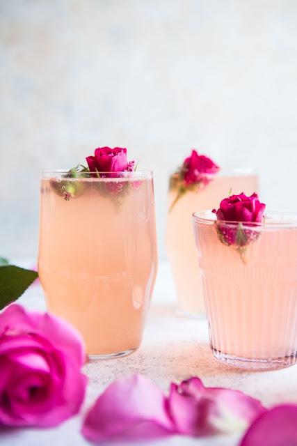 http://www.halfbakedharvest.com/rose-lemon-spritzer/