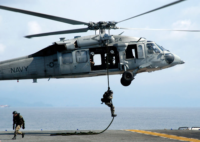 """Autorizada la adquisición de 2 helicópteros SH-60F """"Seahawk"""" para la Armada"""