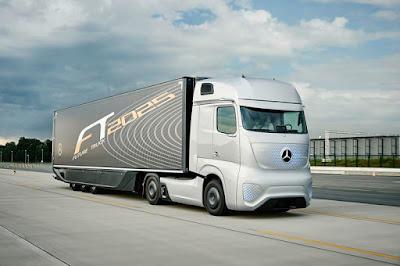Mercedes-Benz anuncia projetos de ônibus e caminhões elétricos e autônomos no Brasil