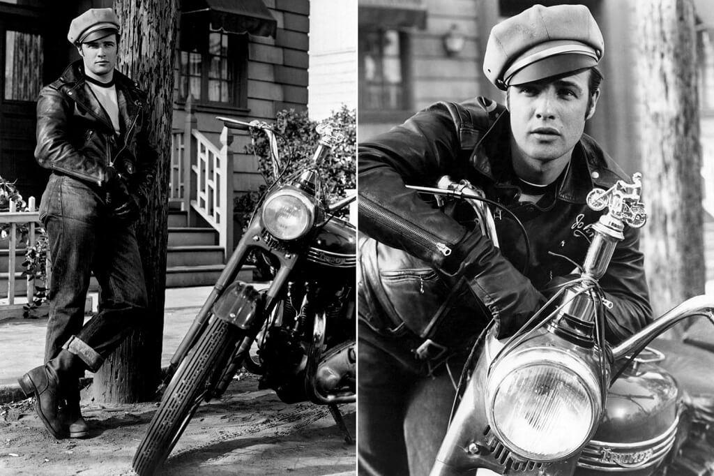 Sejarah Trend Jaket Kulit Yang Menjadi Fesyen Penunggang Motosikal
