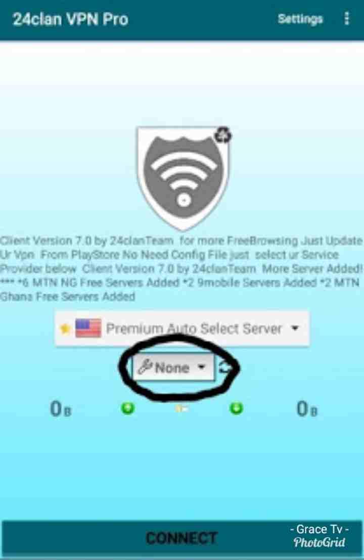 Mtn free data service
