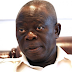 APC Chairman Adams Oshiomhole Sneaks Back To Nigeria