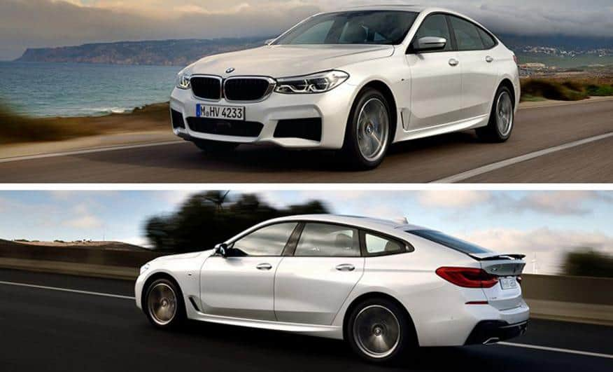 BMW 6 Series GT 2018 Price