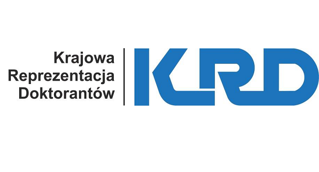 Logo Krajowej Reprezentacji Doktorantów