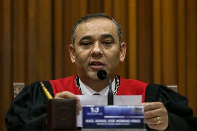 Presidente del Supremo venezolano encabeza la lista de magistrados sancionados internacionalmente