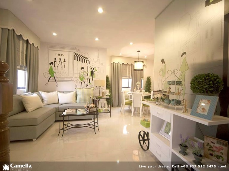 Photos of Elaisa - Camella Carson | Luxury House & Lot for Sale Daang Hari Bacoor Cavite