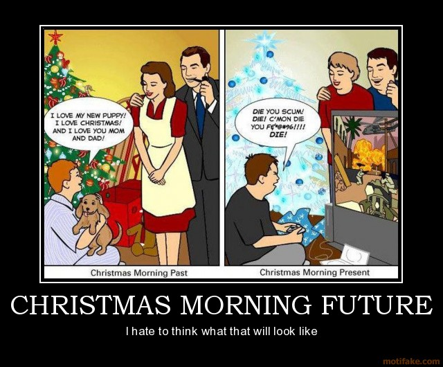 Funny Image Clip 25 Funny Christmas Demotivational Posters