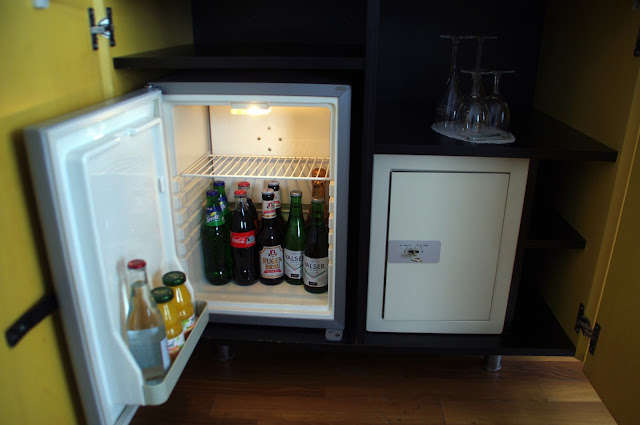 Hotel Belvedere Grindelwald Bar Fridge