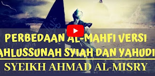 Perbedaan Al-Mahdi Versi Ahlussunnah, Syiah dan Yahudi | Syeikh Ahmad Al Misry [Video]