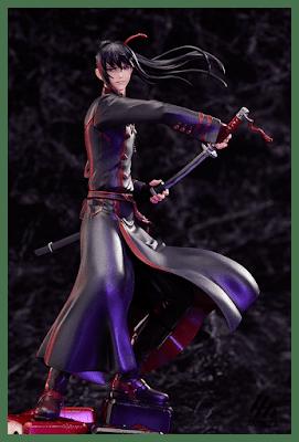 Yuu Kanda 1/8 de D.Gray-man Hallow - Aniplex