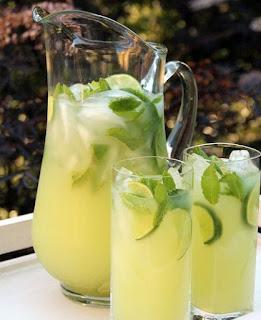 limonada con vodka
