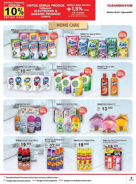 Katalog Brosur Carrefour Pulau Jawa 19 Juli Sampai 1 Agustus 2017