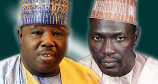 Ali Modu Sheriff and Ahmed Makarfi