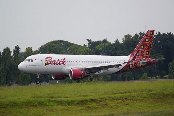 Batik Air merupakan salah satu dari daftar maskapai penerbangan yang ada di indonesia