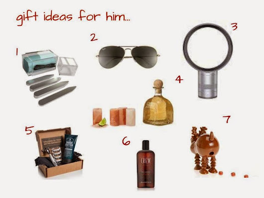 Gift ideas for the man who wants nothing