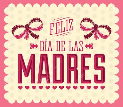 Feliz dia del a Madres