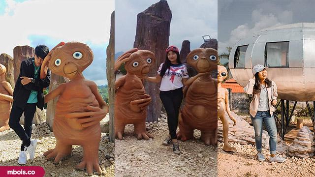 Lokasi, Harga Tiket, Jam Buka Ufo Park Taman Kelinci, Batu