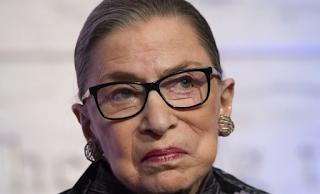 Ruth Bader Ginsburg Makes Democrats Cringe