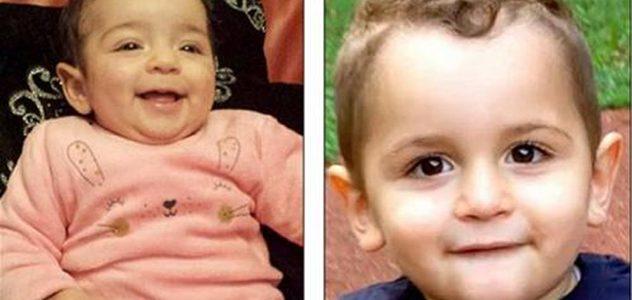"""شاهد صور أصغر ضحايا الطائرة المصرية المنكوبة """"جومانا ، محمد """""""