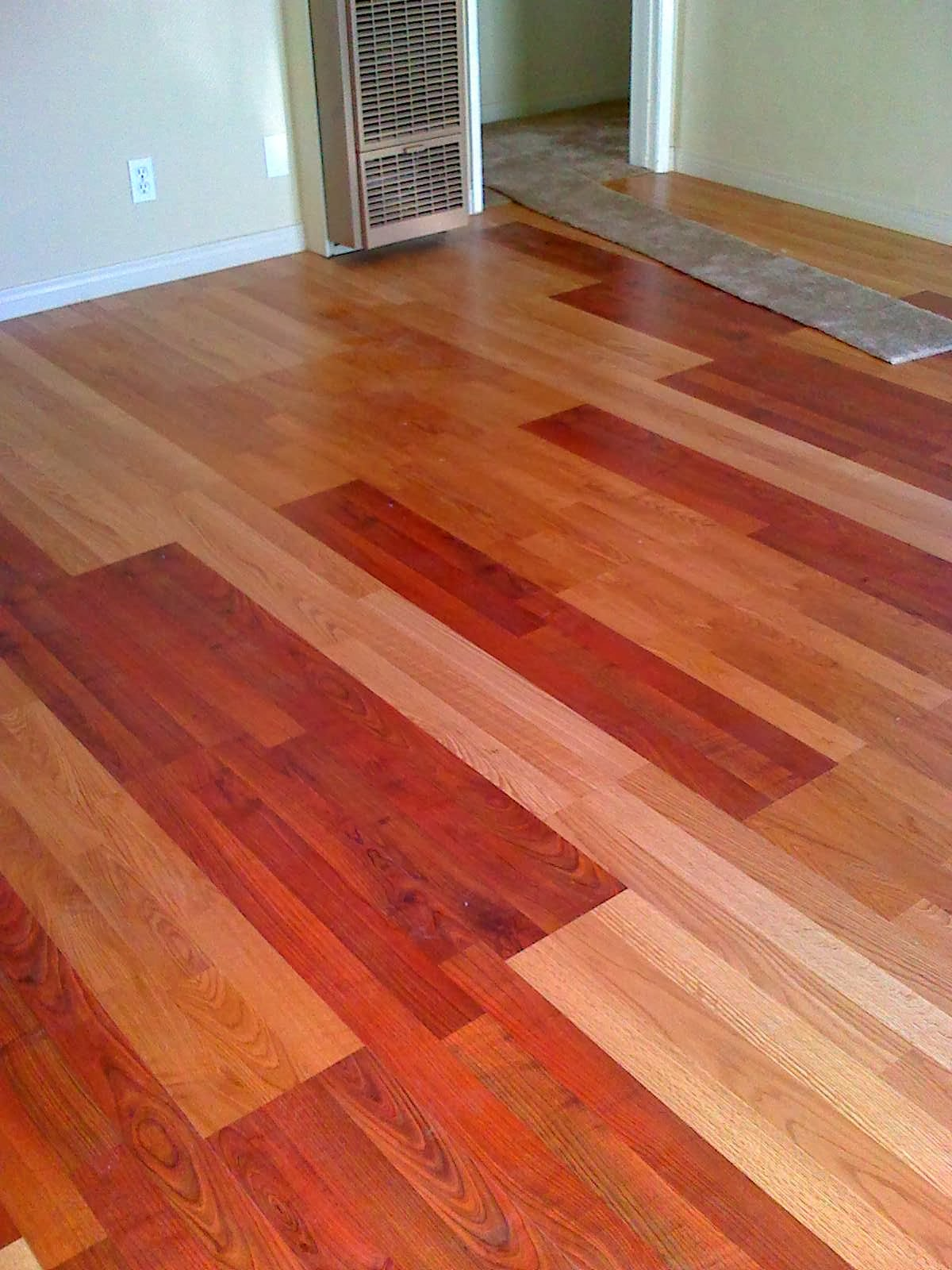 B t carpet and linoleum 39 s flooring blog - Laminate or wood flooring ...