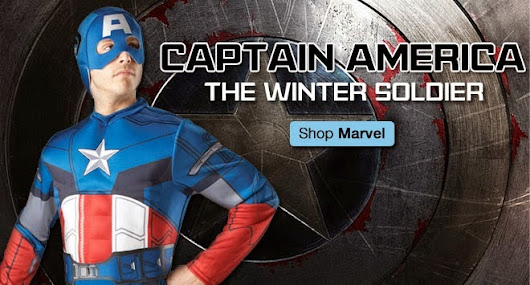 Captain America: The Winter Soldier is Here!
